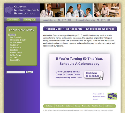 Charlotte Gastroenterology and Hepatology
