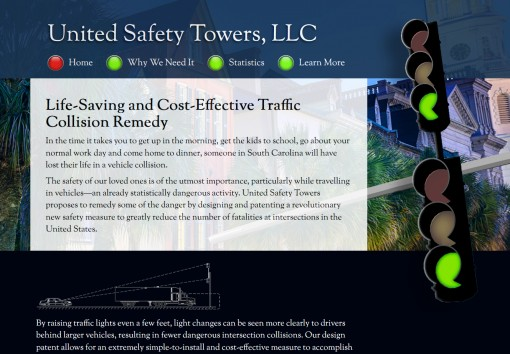 United Safety Towers website